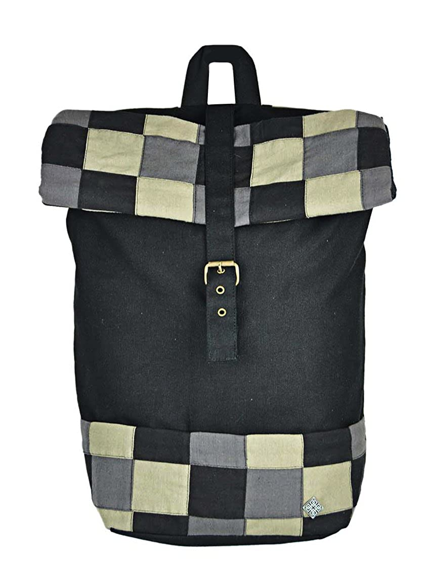 ab53a6413032 Amazon.com: LAPPENWERK roll top backpack as travel backpacks for ...