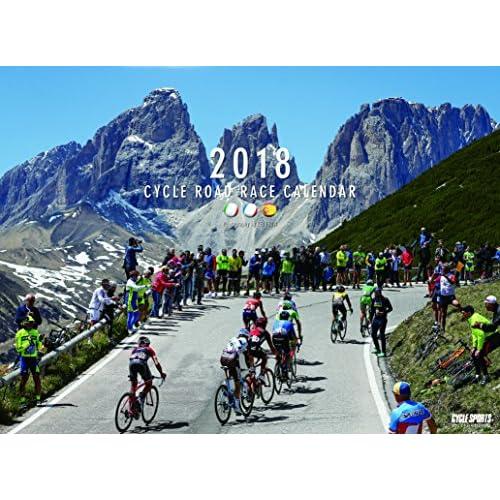 サイクルスポーツ 2018年1月号 付録