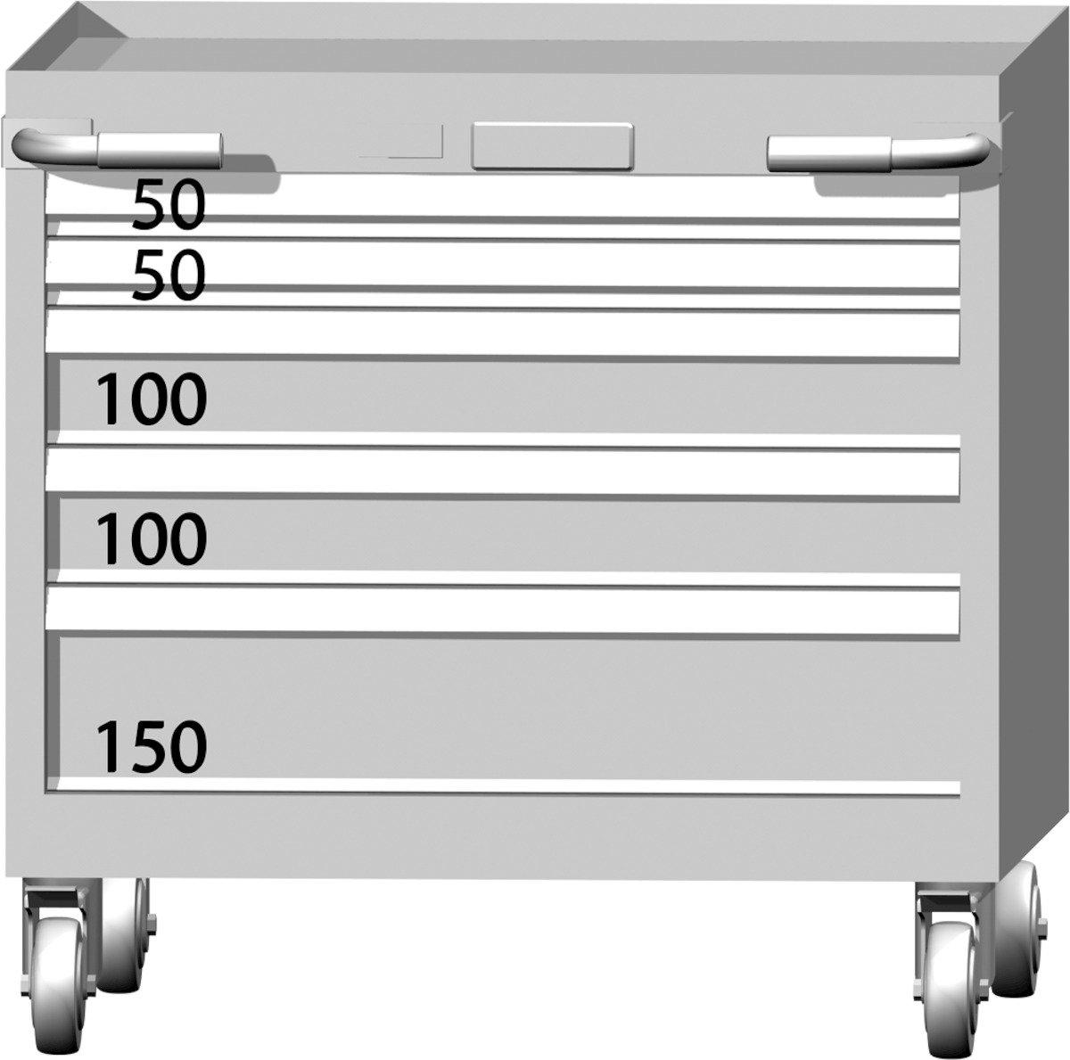 Montagewagen 710/5: Amazon.de: Baumarkt