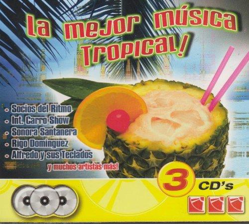 - La Mejor Musica Tropical - Amazon.com Music
