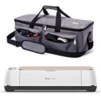 ARSH Carrying Bag Compatible with Cricut Explore Air and Maker (Grey)