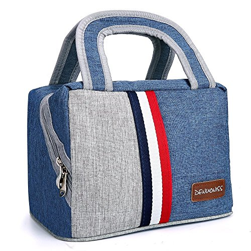 Price comparison product image Lunch Bag,  Daystyle Insulated Lunch Tote,  Lunch Box for Women / Men / Kids / Girls / Teens