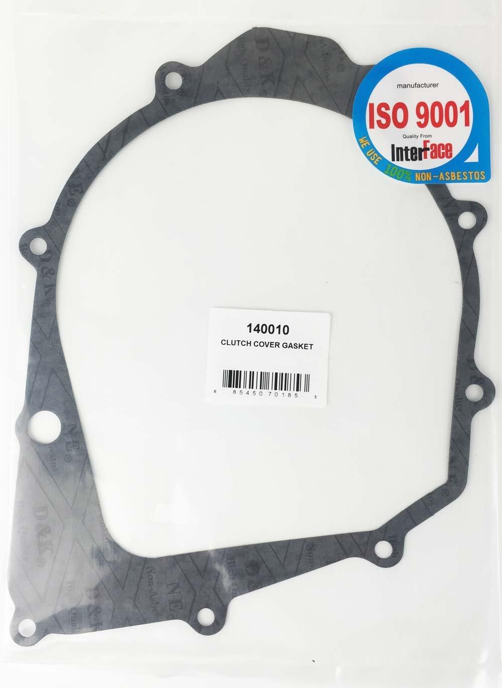 TopendGaskets brand Stator Cover Gasket Replacement for YAMAHA WARRIOR 350 87-04 STATOR GASKET RAPTOR 350 04-13