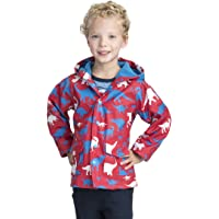Hatley Little Boys' Printed Rain Jacket