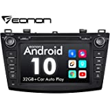 2020 Car Stereo, Eonon 8 Inch Android 10 Car Radio, Applicable to Mazda 3 (2010-2013), Support Apple Carplay/Android…