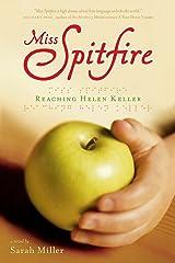 Miss Spitfire: Reaching Helen Keller Paperback