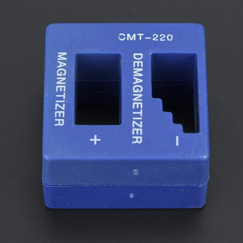 Lightweight and Compact Portable to Magnetizer Demagnetizer with 2 in 1 Design