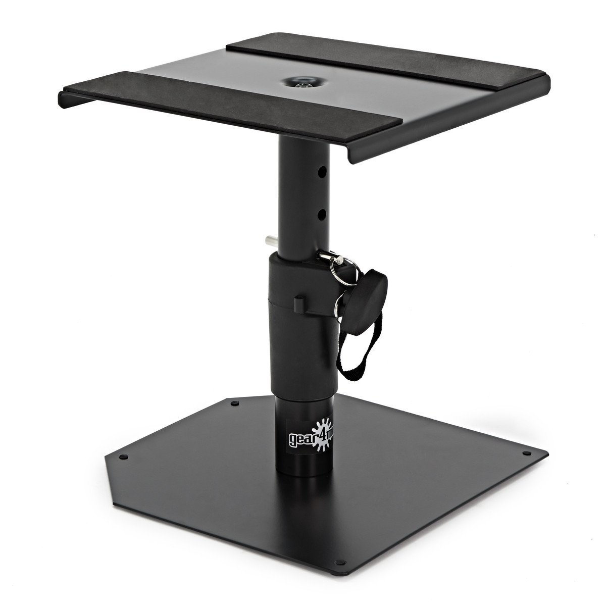 desktop monitor speaker stands by gear4music pair amazon co uk rh amazon co uk