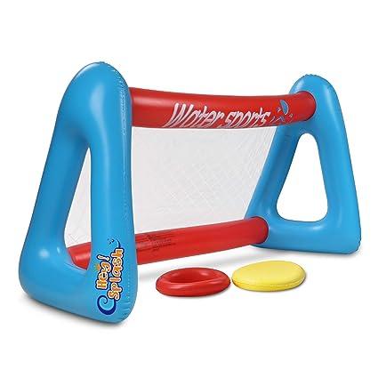 Amazon.com: heysplash piscina hinchable, Flying Juego de ...