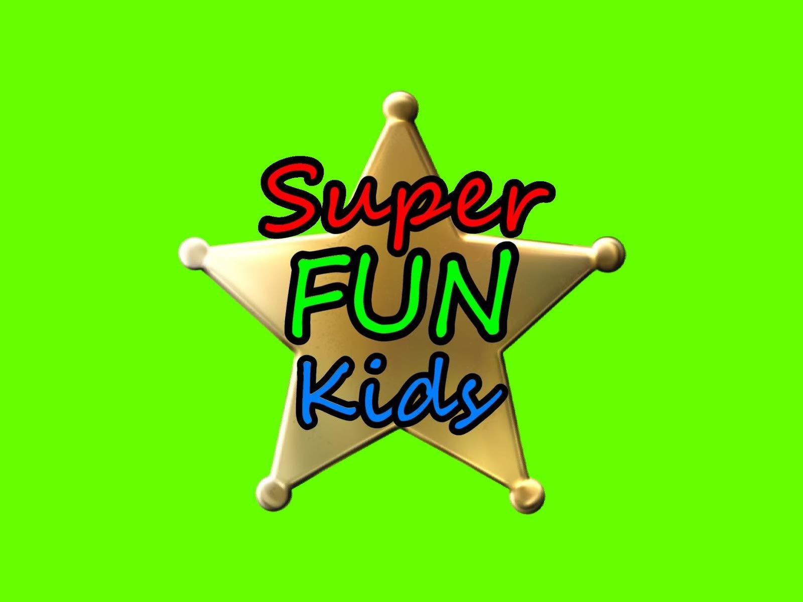 super FUN kids on Amazon Prime Video UK