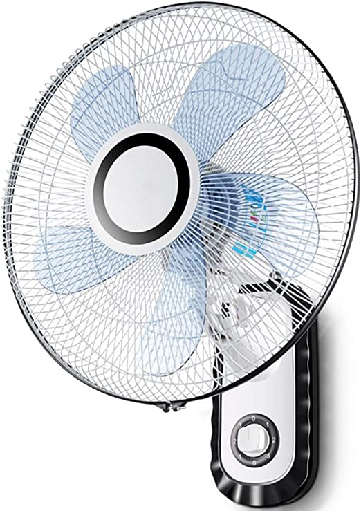 Wall Mount Fan Oscillating 16 3 Speed Indoor Outdoor Remote Control Portable