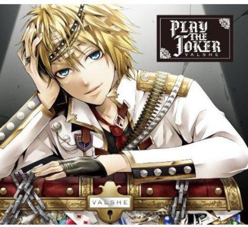 CD : Valshe - Play The Joker (Bonus DVD, Japan - Import, 2PC)