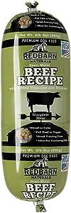 Redbarn Pet Products Beef Food Roll - 2 Lb, 3 Oz