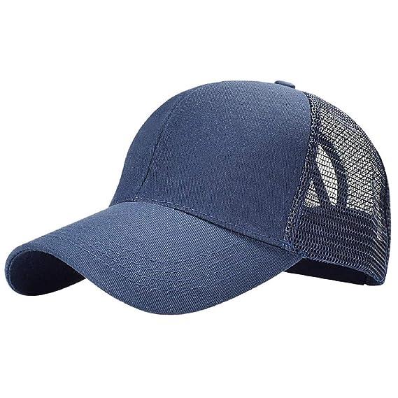 Tuopuda Gorra de béisbol para Mujer con diseño de moño y Cola de ...