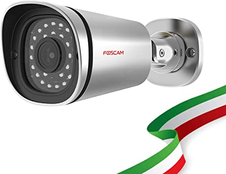 Foscam Fi9900ep Überwachungskamera Ip Bullet Power Kamera