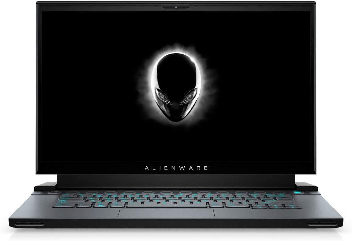 """Dell Notebook Alienware M15-i9-10980HK/32GB/1TB SSD/8GB NVIDIA GeForce RTX 2080 Super/15.6"""" FHD/Win 10 Home/Eng Ar KB/BLK+Free Dell 24 Gaming Monitor - S2421HGF - 60.47cm (23.8"""")-Black"""