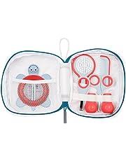 Bébé Confort Set de Toilette Sailor pour bébé (thermomètre, ciseaux, coupe-ongles, brosse, peigne)