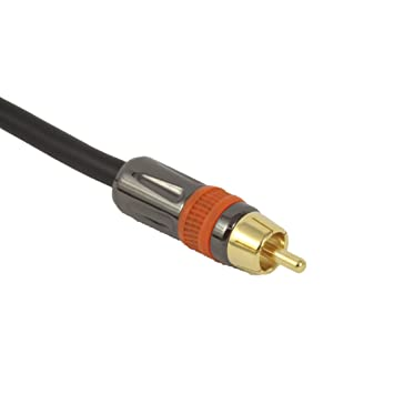 Tartán Cable Coaxial Digital Cable de audio (35 pies)