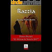 Razzia: Un thriller emocionante - Primer Premio Alféizar de Novela 2017