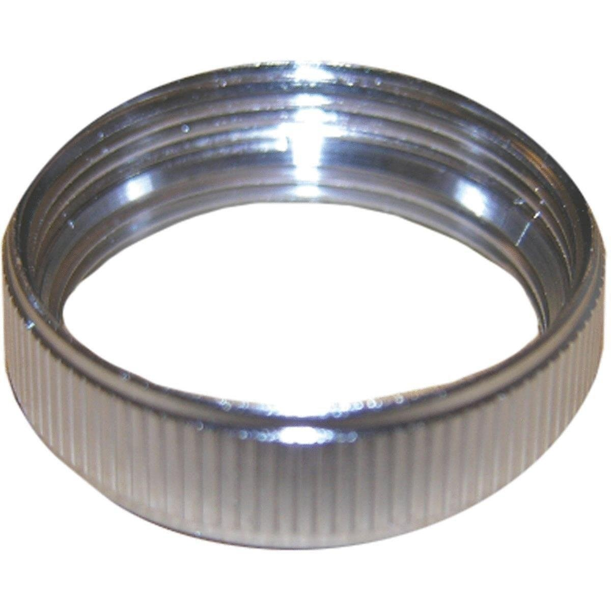 Male 15//16-27 Top Threads Neoperl 15 3360 5 Faucet Adapter Male 55//64-27 Bottom Threads Solid Brass Chrome Finish