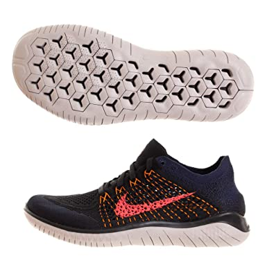 3e25aae50979 Image Unavailable. Image not available for. Color  Nike Free Rn Flyknit  2018 Mens 942838-068 ...