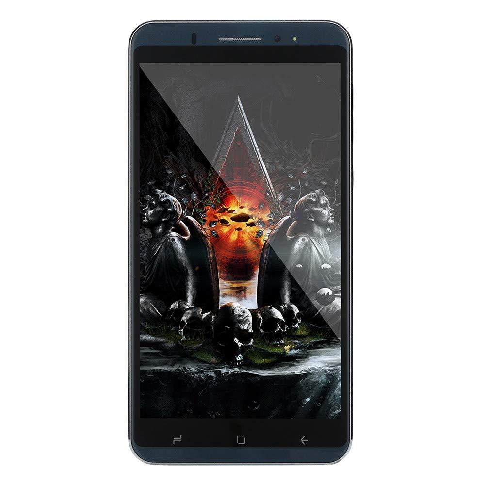 Unlocked, Large Capacity 3000mA Battery, 6.0 inch Dual HD Camera Smart Phone IPS Full Screen 1GB+8GB WiFi Bluetooth GPS 3G GSM/WCDMA Backup Call Mobile Phone