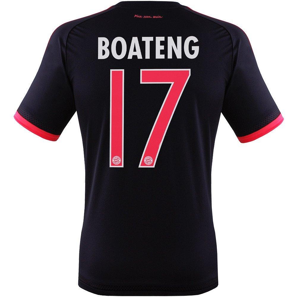 FC BAYERN MÜNCHEN CHAMPIONS LEAGUE TRIKOT 2015 16 - BOATENG