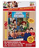 American Greetings Toy Story 3 Wall Decorations