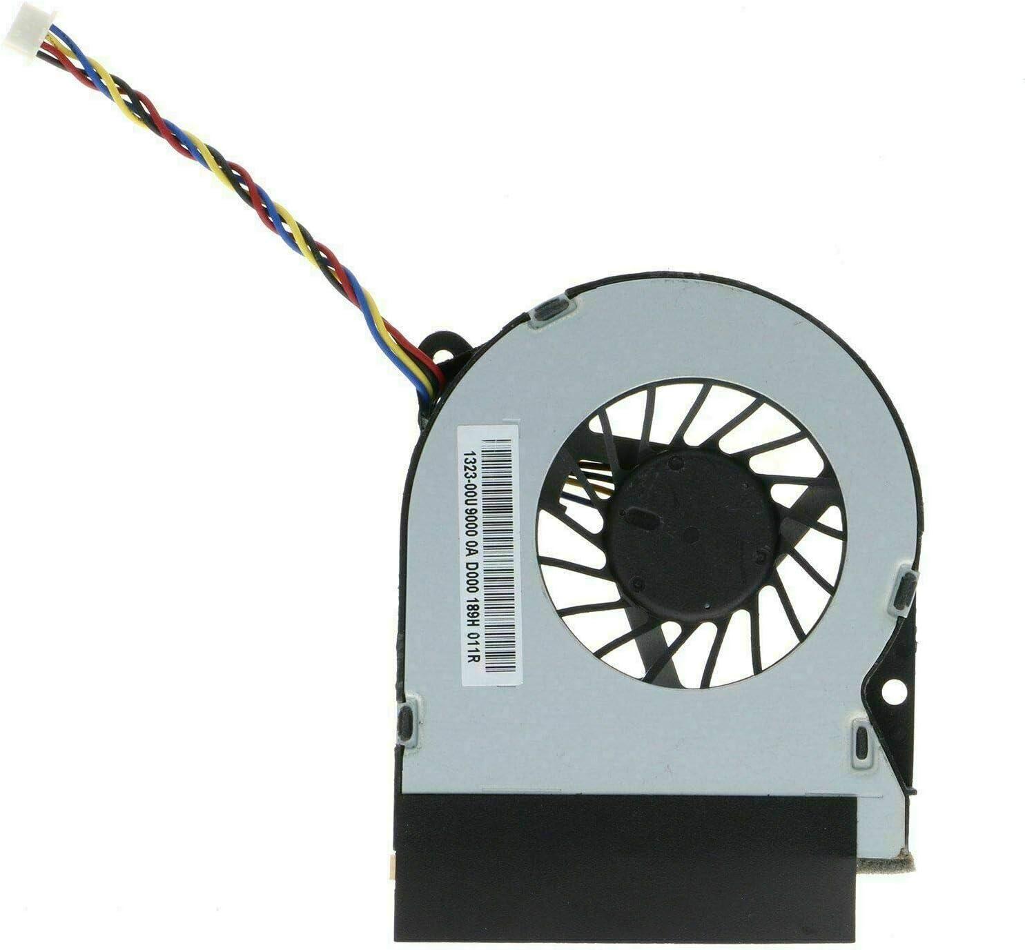 HK-Part Fan for Intel NUC Kit NUC6i7KYK KSB0605HB 1323-00U9000 CPU Cooling Fan