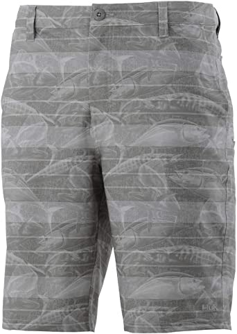 HUK Men's Fishing 21