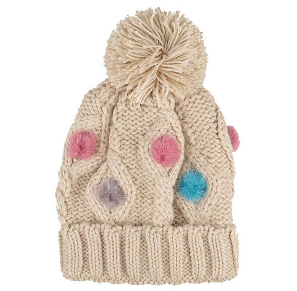 Autumn and Winter Wool Cap Fashion Knitted Cap Casual Elegant Top Hat Wild for Women Yellow Wine Red Pink Blue Beige