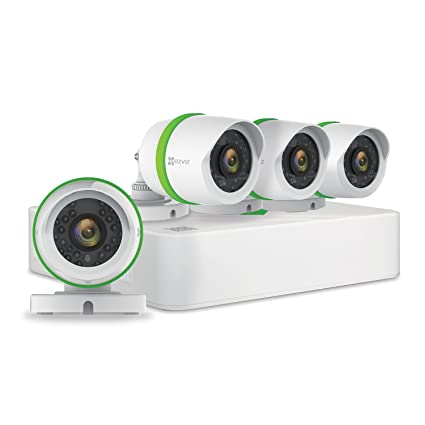 bceffe2ba01d Amazon.com   EZVIZ FULL HD 1080p Outdoor Surveillance System