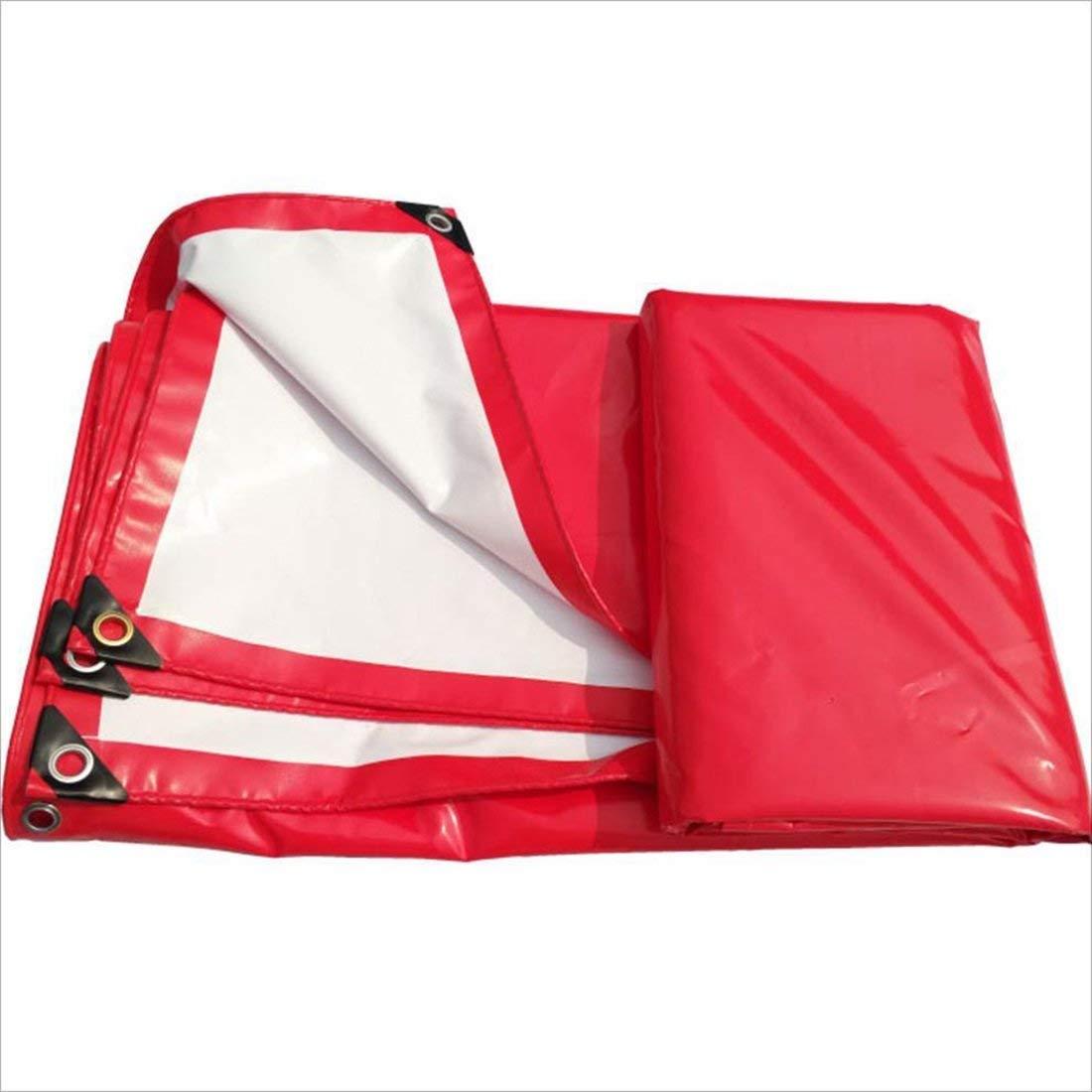 おすすめ レインクロス、防水、防塵 ×、耐摩耗、日焼け止め用防水シート、ラッピングホーン (Color : 赤, 赤 2m サイズ : 2m × 3m) 2m × 3m 赤 B07P8DG8QK, トップカメラ:60f7ba29 --- ciadaterra.com
