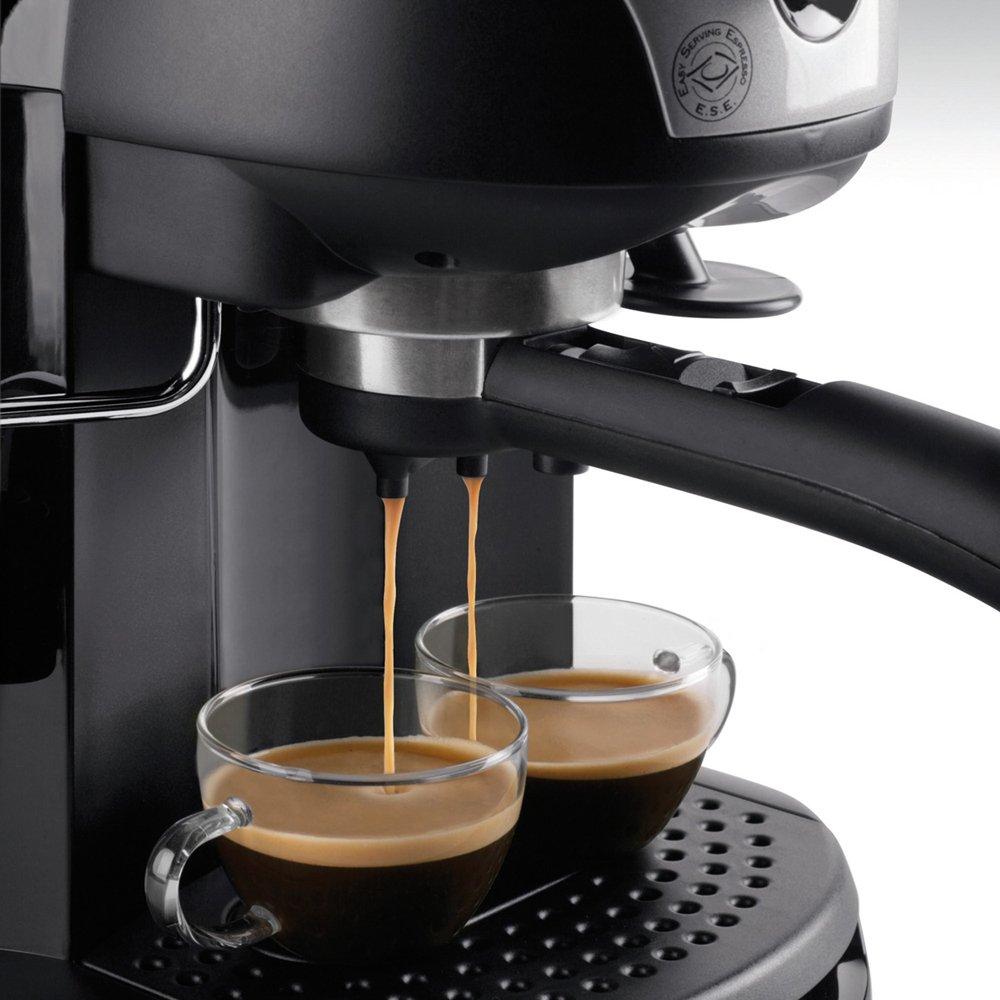 Delonghi ECC220 Motivo Black Pump Espresso Cofee Machine by De ...