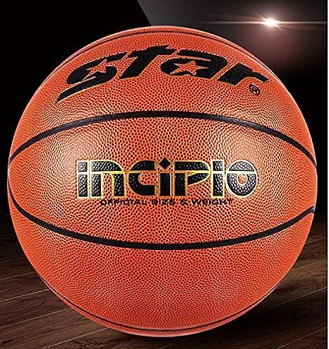 Doukedge Balón de Baloncesto Oficial de la NBA tamaño 7: Amazon.es ...