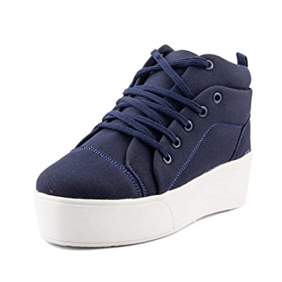dd8f6e522f5a8 ETHICS Women Girls Canvas Multicolored Heel Sneakers: Buy Online at ...