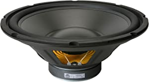 "GRS 12PR-8 12"" Poly Cone Rubber Surround Woofer"