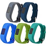 For Garmin Vivofit jr / Vivofit jr 2 Replacement Band(Kid's bands)RuenTech Colorful Adjustable Wristbands With Secure Watch-style Clasp Strap For Garmin Vivofit jr / Vivofit jr.2