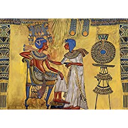 D-Toys Egyptian Art (Around the World) 1000 Piece Fine Art Jigsaw Puzzle