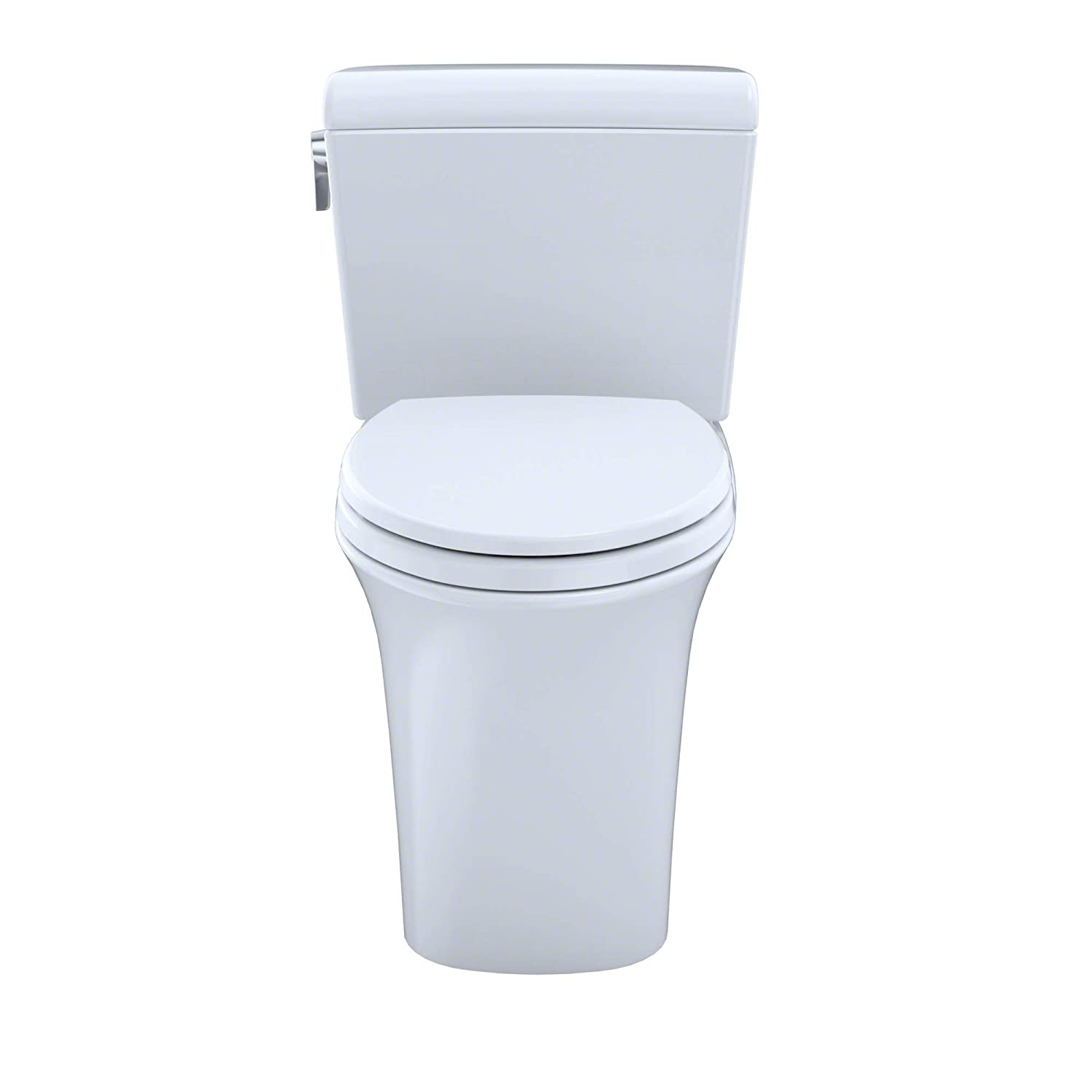 Toto CST484CEMFG#01 1.28GPF/0.9-Gpf Maris Closed Coupled Toilet with ...