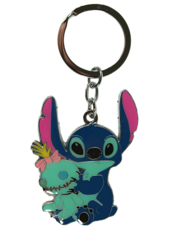 Sliver Stitch in Color Llavero - Lilo and Stitch Key Ring ...