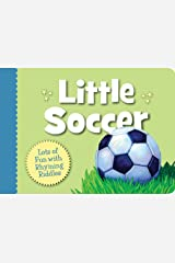 Little Soccer (Little Sports) Kindle Edition