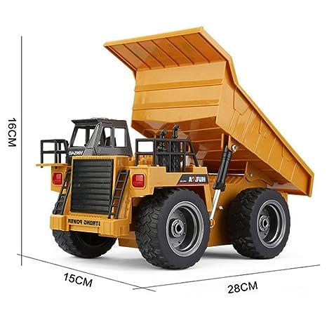 Camion Jouet 18 Benne Ivansa Excavator 1 Pelleteuse Enfant bY7vyf6g