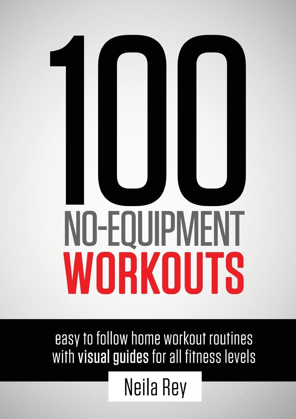 100 No Equipment Workouts Vol Routines product image