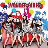 Wonder Girls 2010 Single - 2 Different Tears(韓国盤)