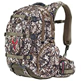 Badlands Superday Camouflage Hunting Backpack - Bow, Rifle, and Pistol Compatible, Approach FX