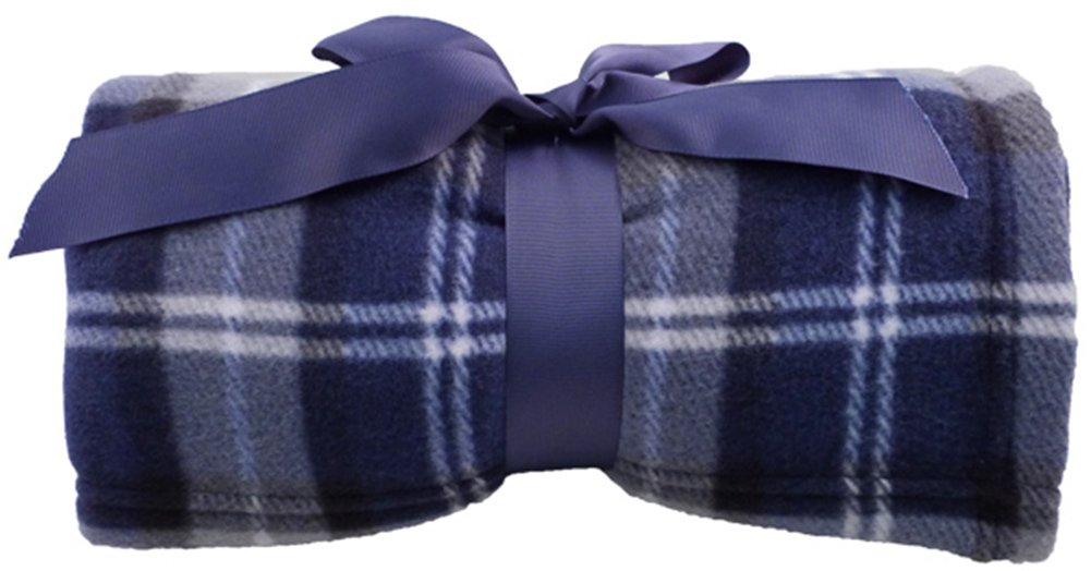 Amazon Simplicity Super Soft Warm Plaid Patterned Polar Fleece Cool Patterned Blankets