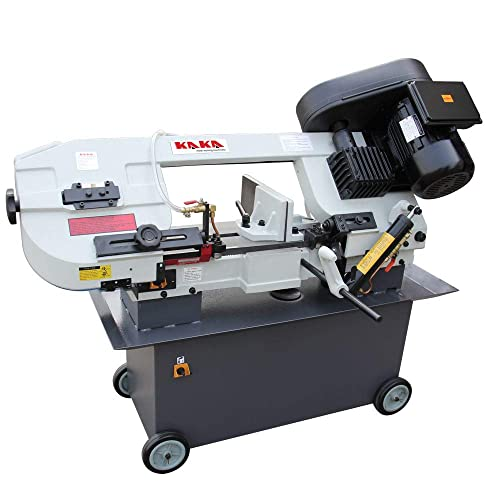 KAKA BS-712N, 7-inch Metal Cutting Horizontal Band Saw