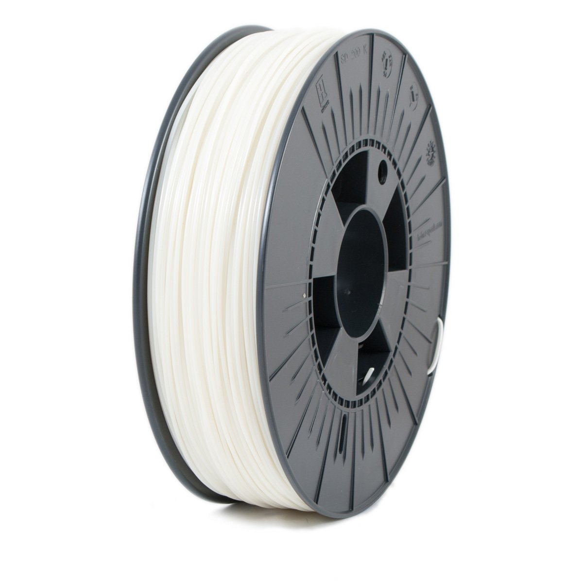 Ice Filaments ICEFIL1ABS019 Filamento ABS, 1,75 mm, 0,75 kg, Natural