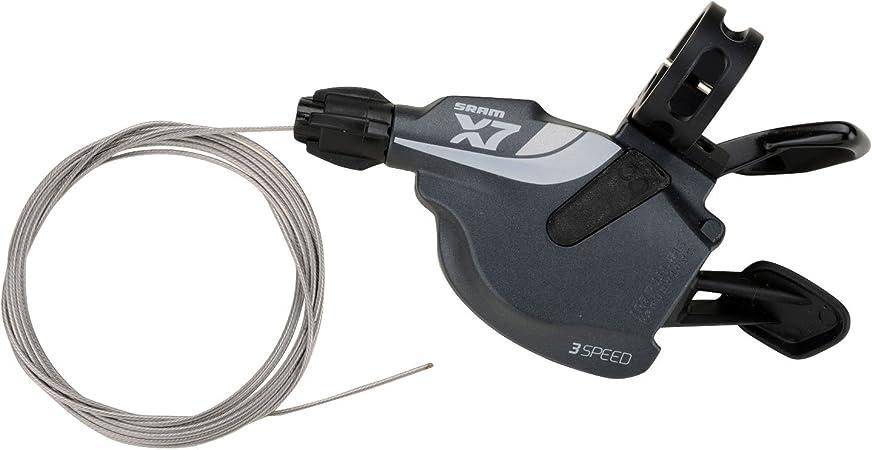 ensemble de commande de vitesse dacc/él/érateur universel de pouce de 22mm 7//8 pouces pour Scooters de v/élo /électrique e-bike Acc/él/érateur de contr/ôle de vitesse